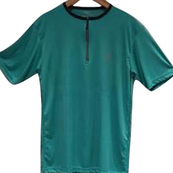 Mens Half Sleeve Hill 7 Zip T-Shirts