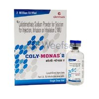 Coly Monas 2MIU (Colistimethate Sodium)
