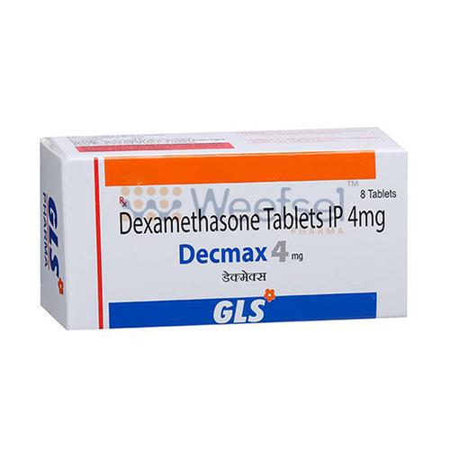 Decmax 4 (Dexamethasone 4mg)