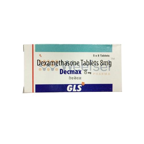 Decmax 8 (Dexamethasone 8mg)