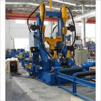 Railway H Beam Fabrication Line For Bridge Beam Welding