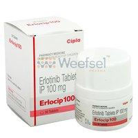Erlocip 100 (Erlotinib 100mg)
