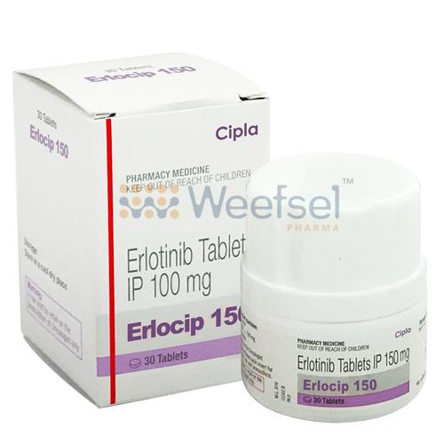 Erlocip 150 (Erlotinib 150mg)