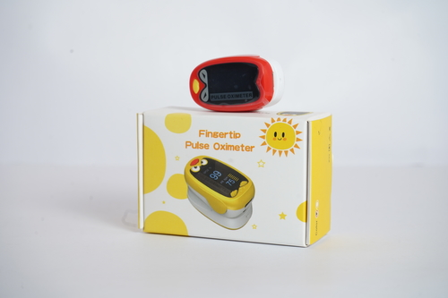 Baby fingertip pulse oximeter