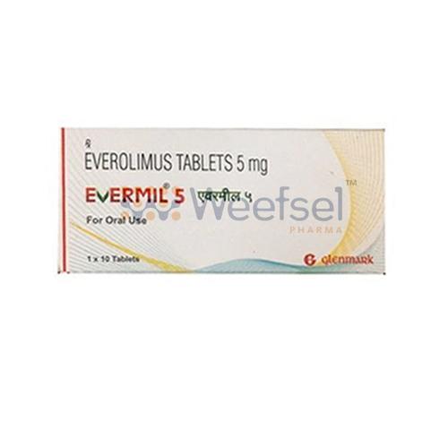 Evermil 5mg (Everolimus)