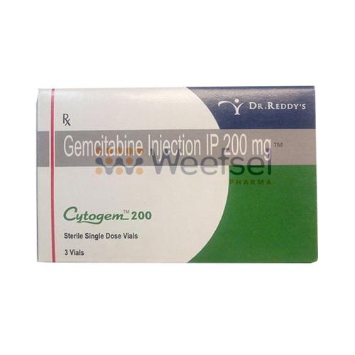 Cytogem 200 (Gemcitabine 200mg)