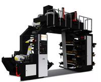 4/6/8 COLOUR FLEXO PRINTING MACHINE WITH PLC AND WEB CAMERA