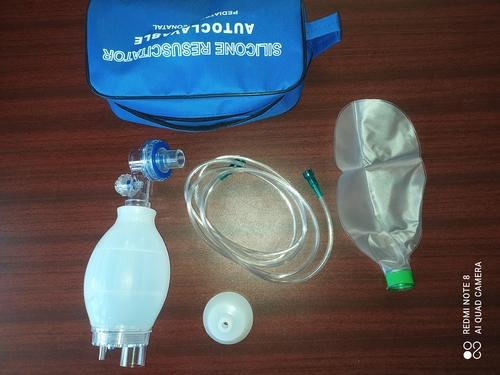Pediatric Silicon  Ambu bag