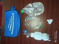 Newborn  Silicon Ambu bag