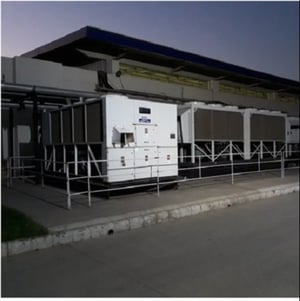 Comfort Air Conditioning- Chilled Water System