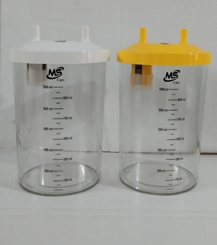 1000 ml  Suction Jar