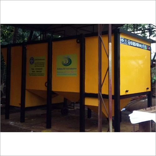 Industrial Effluent Treatment Plant in West Bengal