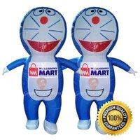 Doremon Advertising Inflatable Character | 7 Feet | Ganesh Sky Balloon