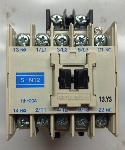 Mitsubishi S-N12 contactor