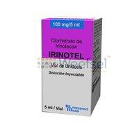 Irinotel 100 (Irinotecan 100mg)