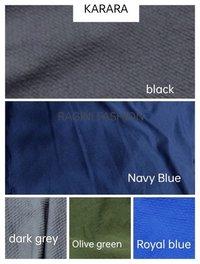 Polyester 2-way Karara Fabric