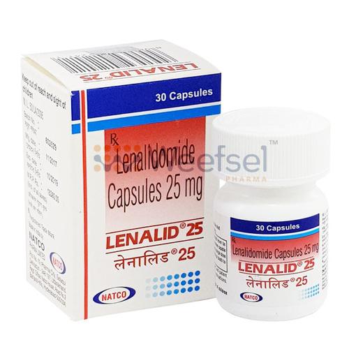 Lenalid 25 (Lenalidomide 25mg)
