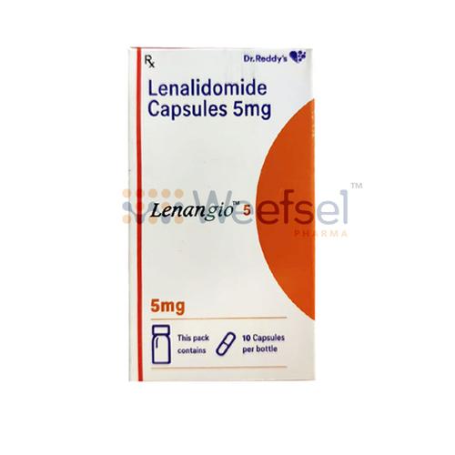 Lenangio 5mg (Lenalidomide)