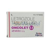 Oncolet 2.5 tablet