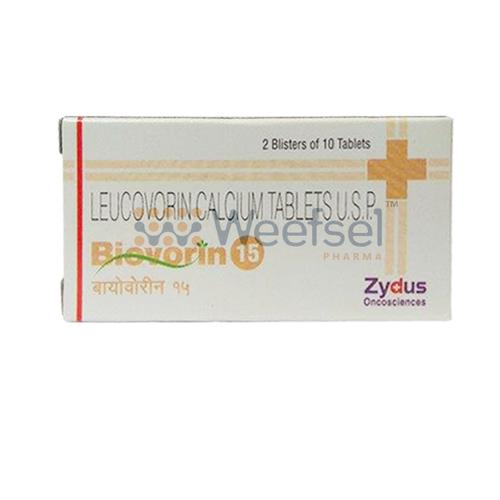 Biovorin 15 (Leucovorin Calcium 15mg)