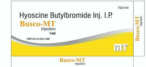 HYOSCINE INJECTION