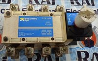SOCOMEC HPL COS 125A CHANGEOVER SWITCH
