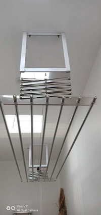 Ceiling Cloth Drying Hanger in Tiruppur