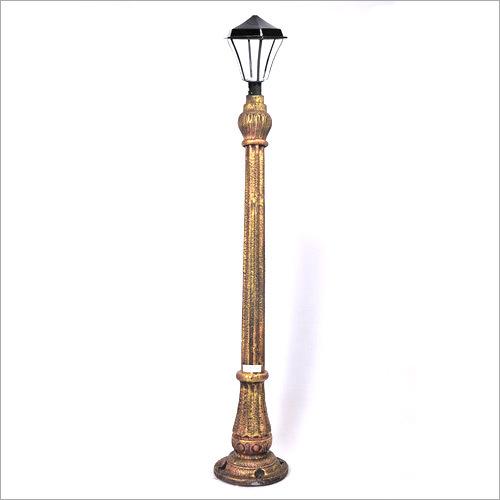 Ornamental Cast Iron Lamp Pole