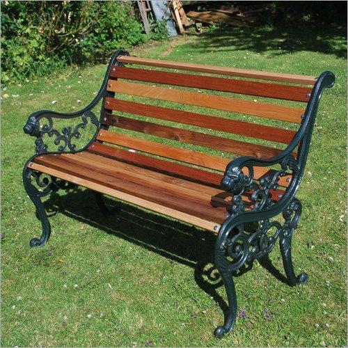 Garden Bench for Parks