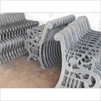 Cast Iron Park Bench Legs