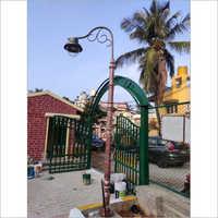 Garden Cast Iron Lamp Pole