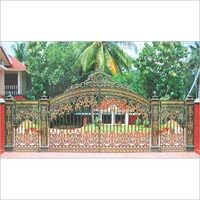 Cast Iron Gates for Bungalows