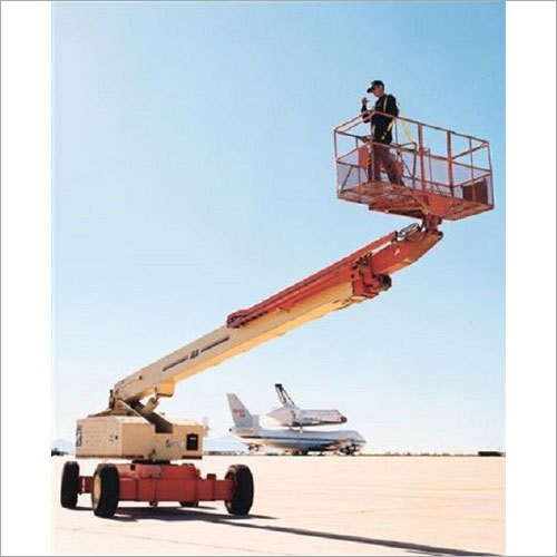 JLG 110 HX Telescopic Boom Lift