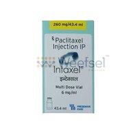 Intaxel Injection (Paclitaxel 260mg)