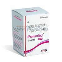 Pomalid 4 (Pomalidomide 4mg)