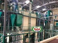 Fully Automatic Industrial Roller Flour Mill Plant