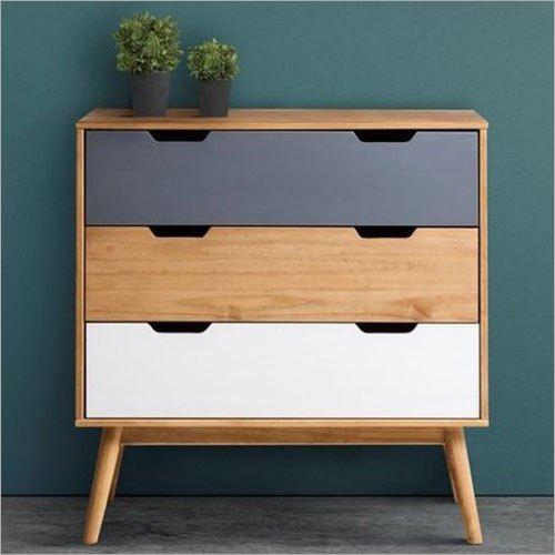 3 Drawer Designer Wooden Chest
