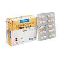 Thalix Capsule (Thalidomide 100mg)