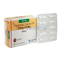 Thalix Capsule (Thalidomide 50mg)