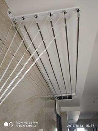 Ceiling Cloth Drying Hanger in Tenkasi