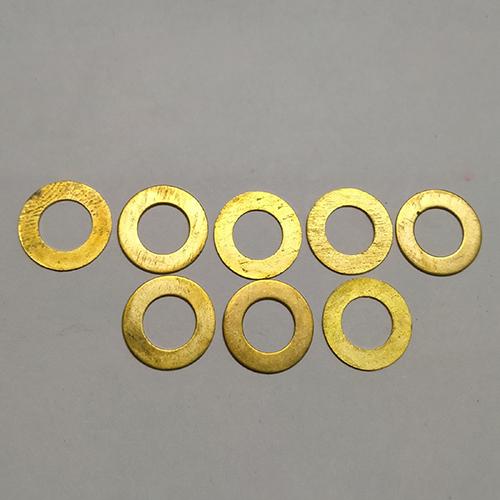 Brass Plain Washer