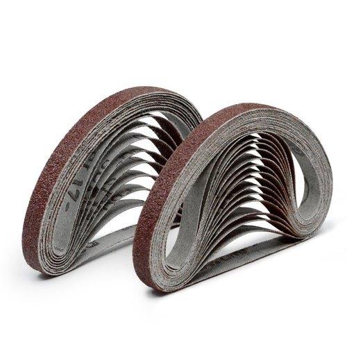 Deburring Coated Abrasive Belts