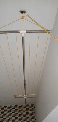 Ceiling Cloth Drying Hanger in Thanjavur