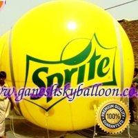 Sprite Advertising Sky Balloon   10x10 ft. Helium Gas Balloons   Ganesh Sky Balloon