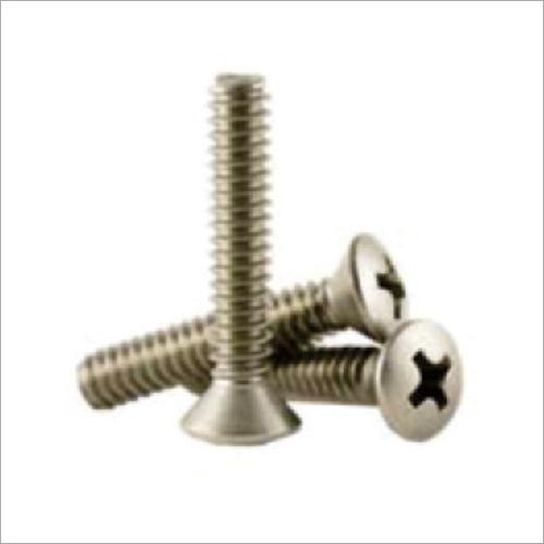 Stainless Steel Pan Head Machine Screw