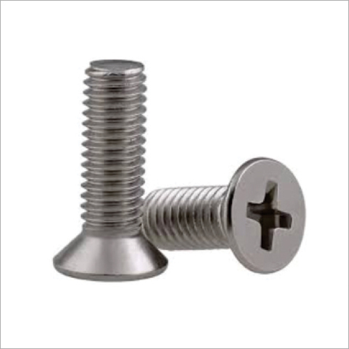 Stainless Steel Phillips Pan Head Machine Screw