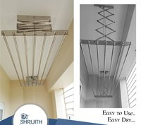 Ceiling Cloth Hanger in Thoothkudi