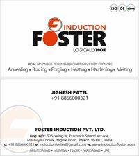 Foster Induction Bolt Heating Machine