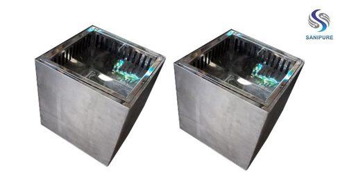 Stainless Steel Drain Box
