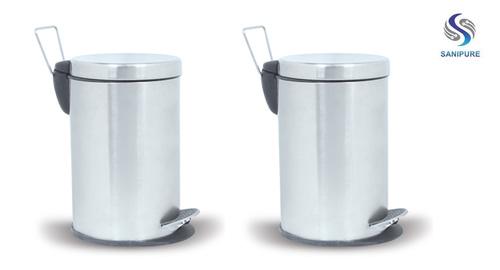 Stainless Steel Bins